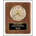BC888 American Walnut Wall Clock
